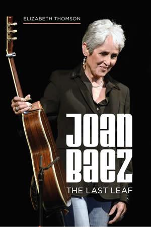 Joan Baez The Last Leaf cover